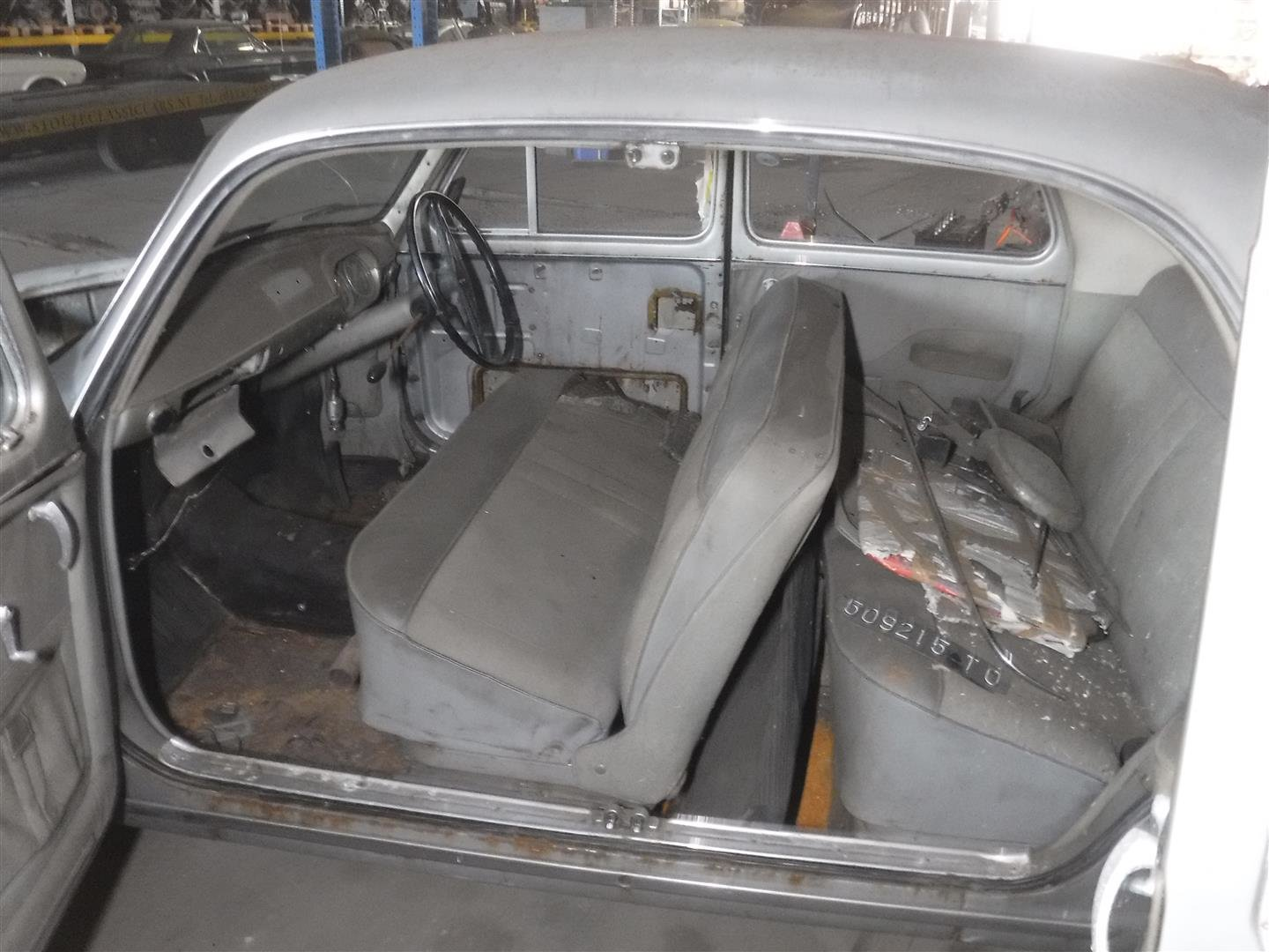 Lancia Appia Berlina 1960 (to restore) For Sale (picture 4 of 6)