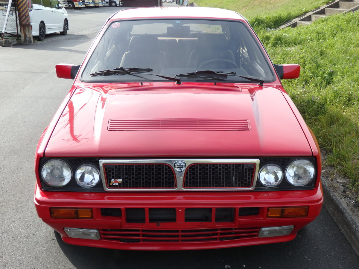1991 Lancia Delta HF Integrale 16 v in mint condition For Sale (picture 1 of 6)