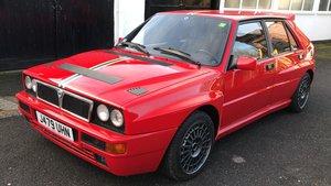Lancia Delta Integrale red Evo1, 1992, Top quality For Sale