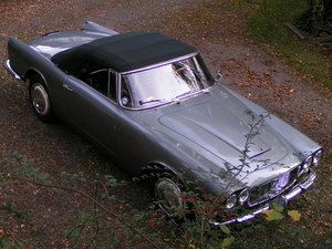 1963 Lancia Flaminia 3C 2.8 Touring Convertible