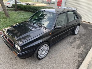 1989 Lancia Delta HF clean and solid driver Black  $30.5k  For Sale