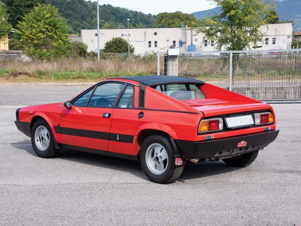 1976 Lancia Beta Montecarlo For Sale By Auction