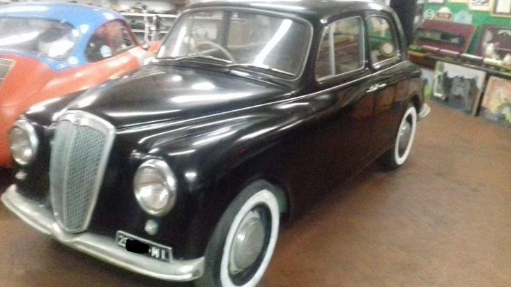 1000 MIGLIA ELEGIBLE 1954 !! LANCIA APPIA  I SERIES RHD For Sale (picture 1 of 6)