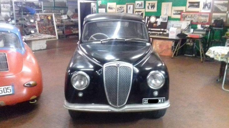 1000 MIGLIA ELEGIBLE 1954 !! LANCIA APPIA  I SERIES RHD For Sale (picture 2 of 6)