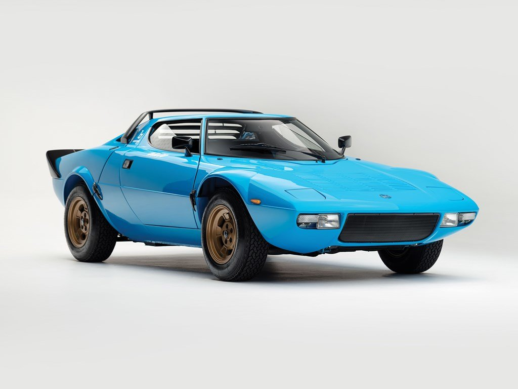 1975 Lancia Stratos HF Stradale by Bertone For Sale by Auction (picture 1 of 6)