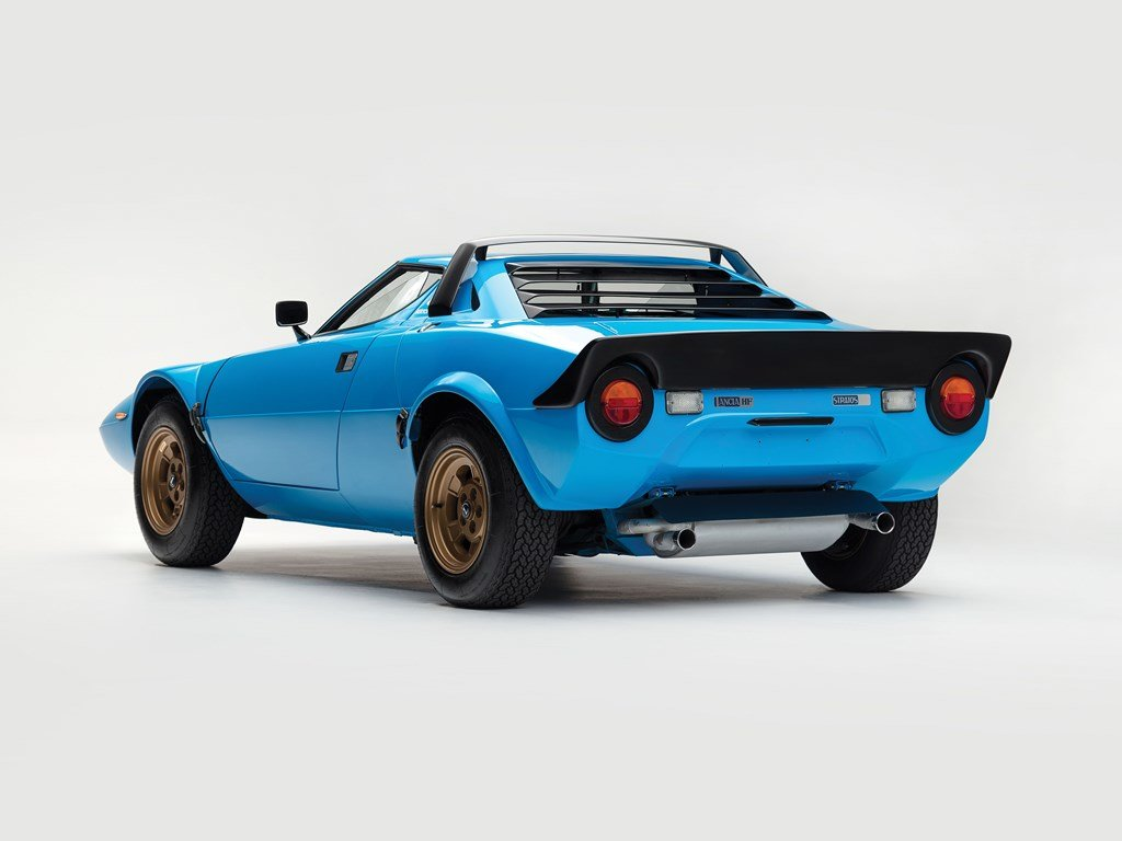 1975 Lancia Stratos HF Stradale by Bertone For Sale by Auction (picture 2 of 6)