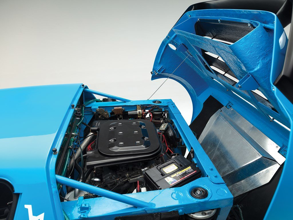 1975 Lancia Stratos HF Stradale by Bertone For Sale by Auction (picture 3 of 6)