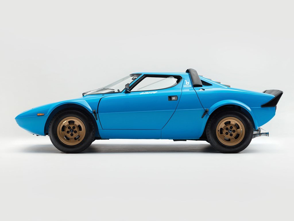 1975 Lancia Stratos HF Stradale by Bertone For Sale by Auction (picture 5 of 6)