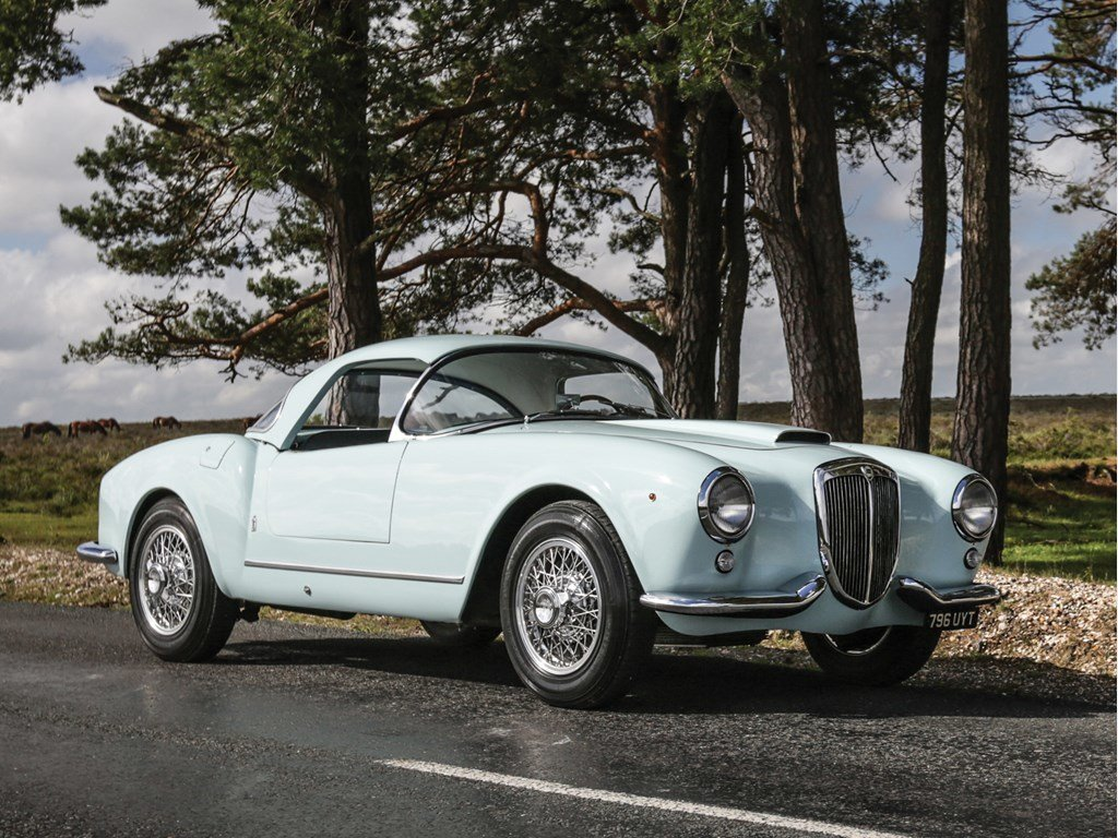 1955 Lancia Aurelia B24S Spider America by Pinin Farina For Sale by Auction (picture 1 of 6)
