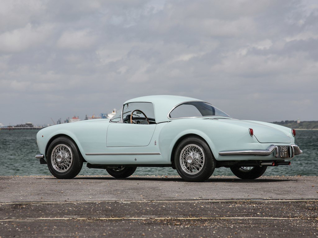 1955 Lancia Aurelia B24S Spider America by Pinin Farina For Sale by Auction (picture 2 of 6)