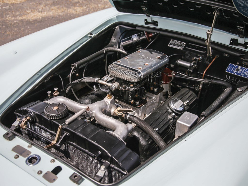 1955 Lancia Aurelia B24S Spider America by Pinin Farina For Sale by Auction (picture 3 of 6)