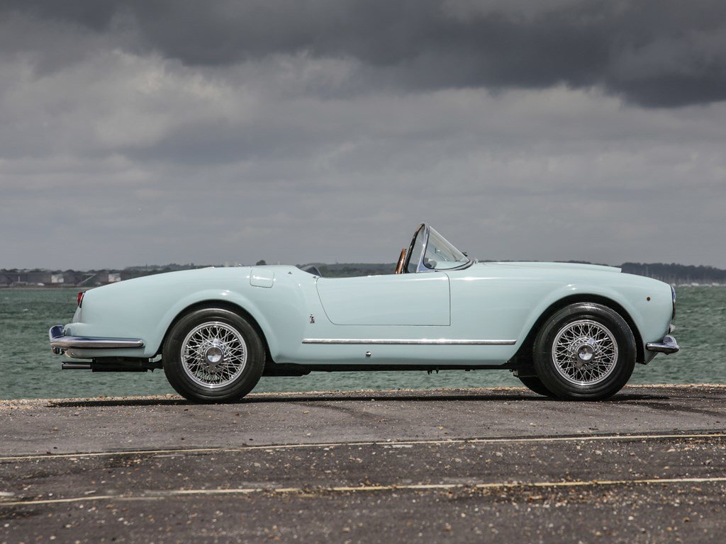 1955 Lancia Aurelia B24S Spider America by Pinin Farina For Sale by Auction (picture 5 of 6)