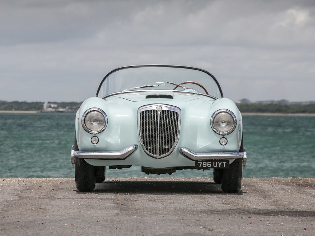 1955 Lancia Aurelia B24S Spider America by Pinin Farina For Sale by Auction (picture 6 of 6)