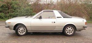 1982 Lancia Beta Spider appreciating Italian classic