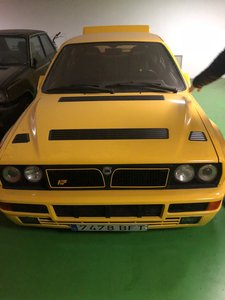 lancia delta evolutione 2 EVO2