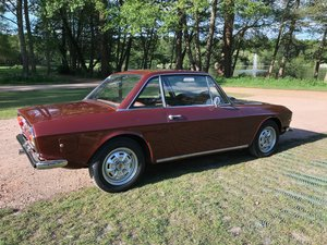 Lancia Fulvia 1.3S Series 2 Right Hand Drive