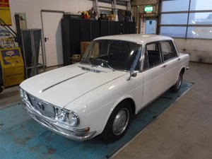 Very nice Lancia Flavia Milleotto from 1967