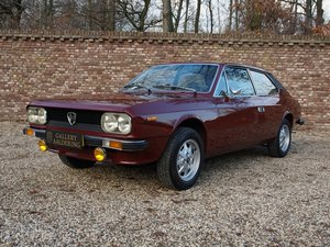 1978 Lancia Beta 1600 HPE EU car, only 36.451 km, only 2.500 made