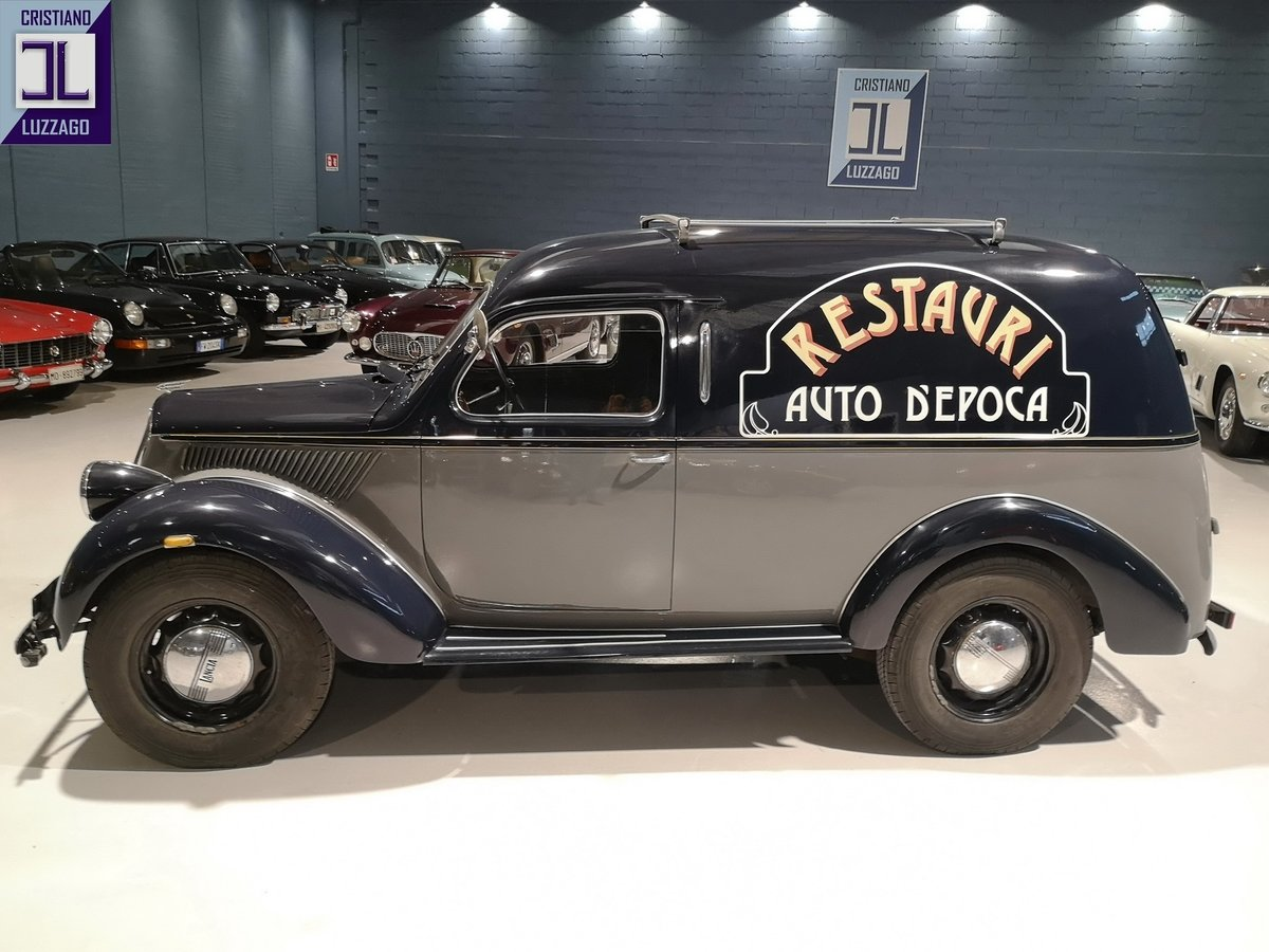 VERY RARE 1951 LANCIA ARDEA VAN For Sale (picture 2 of 6)