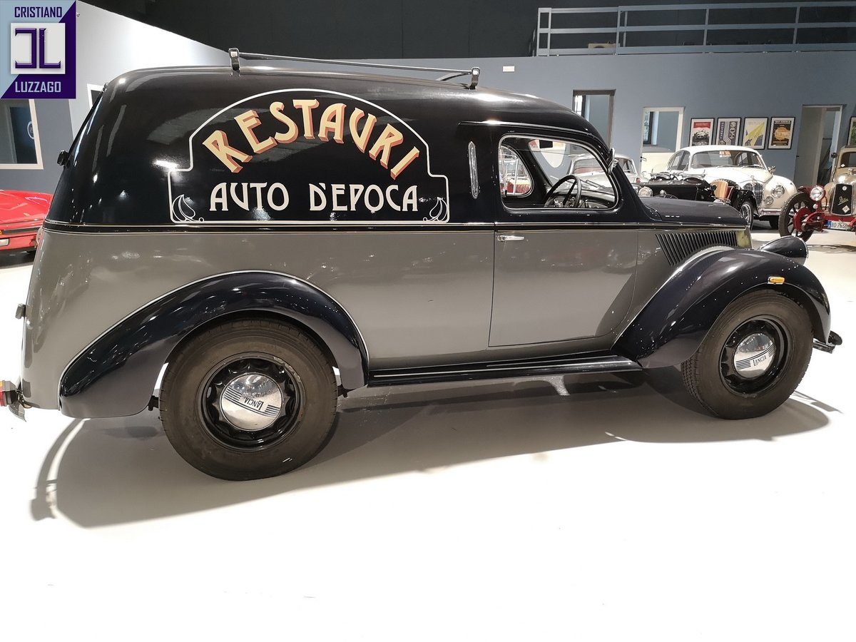 VERY RARE 1951 LANCIA ARDEA VAN For Sale (picture 3 of 6)