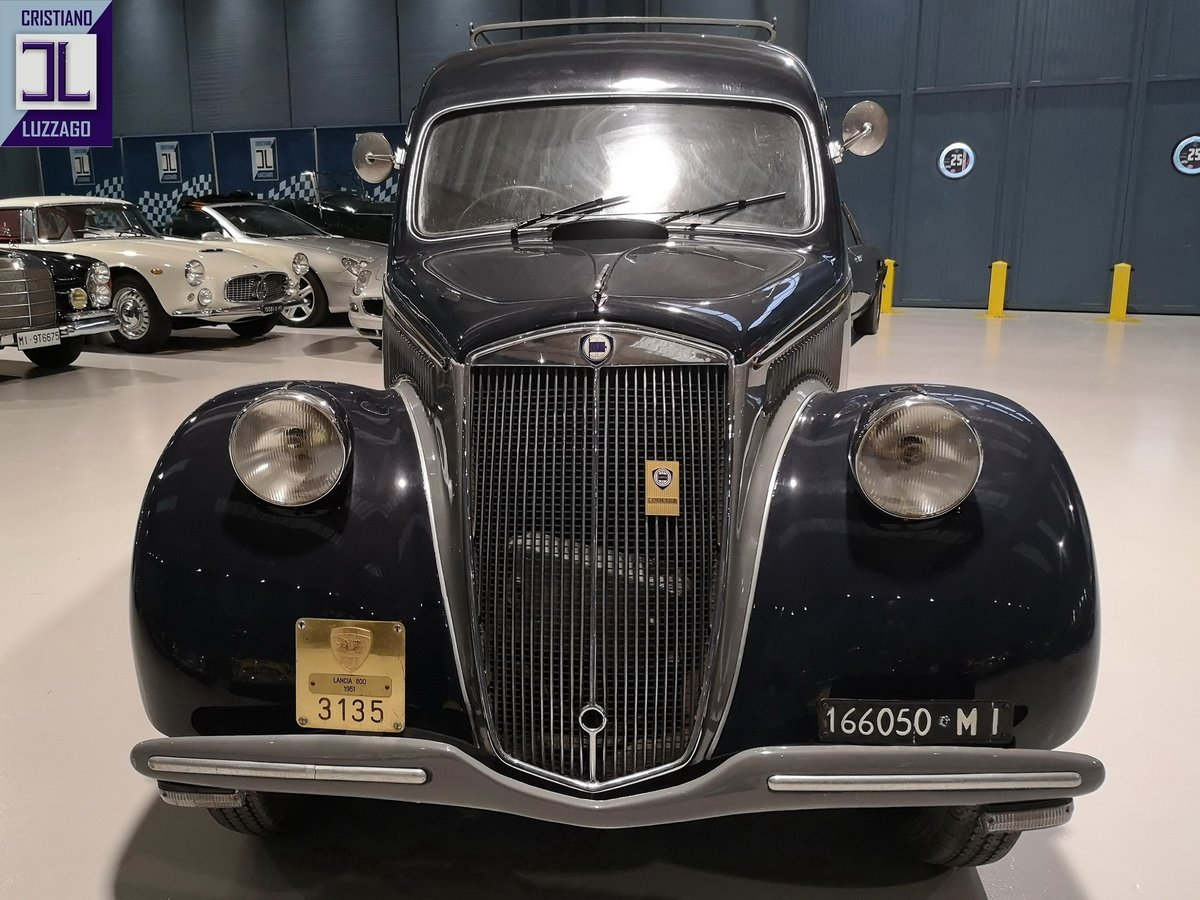 VERY RARE 1951 LANCIA ARDEA VAN For Sale (picture 4 of 6)