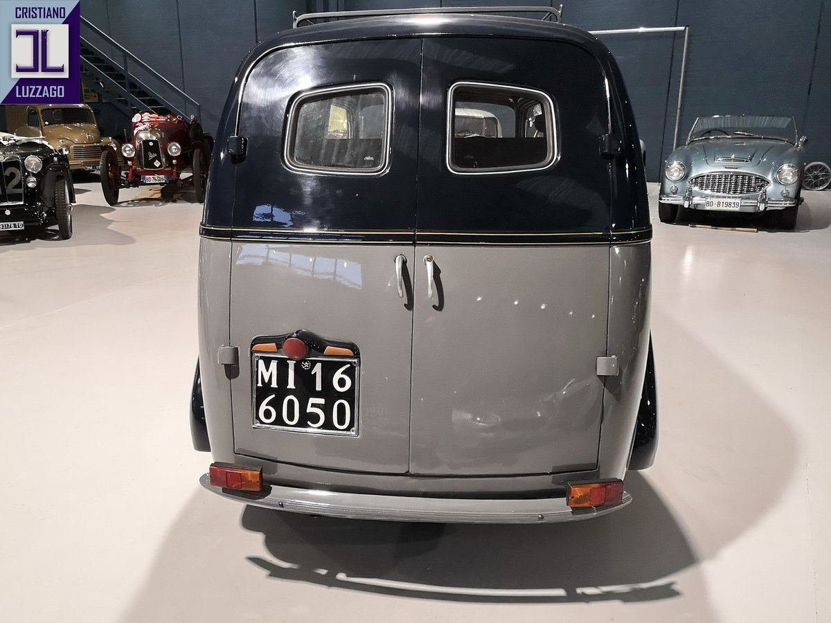 VERY RARE 1951 LANCIA ARDEA VAN For Sale (picture 5 of 6)