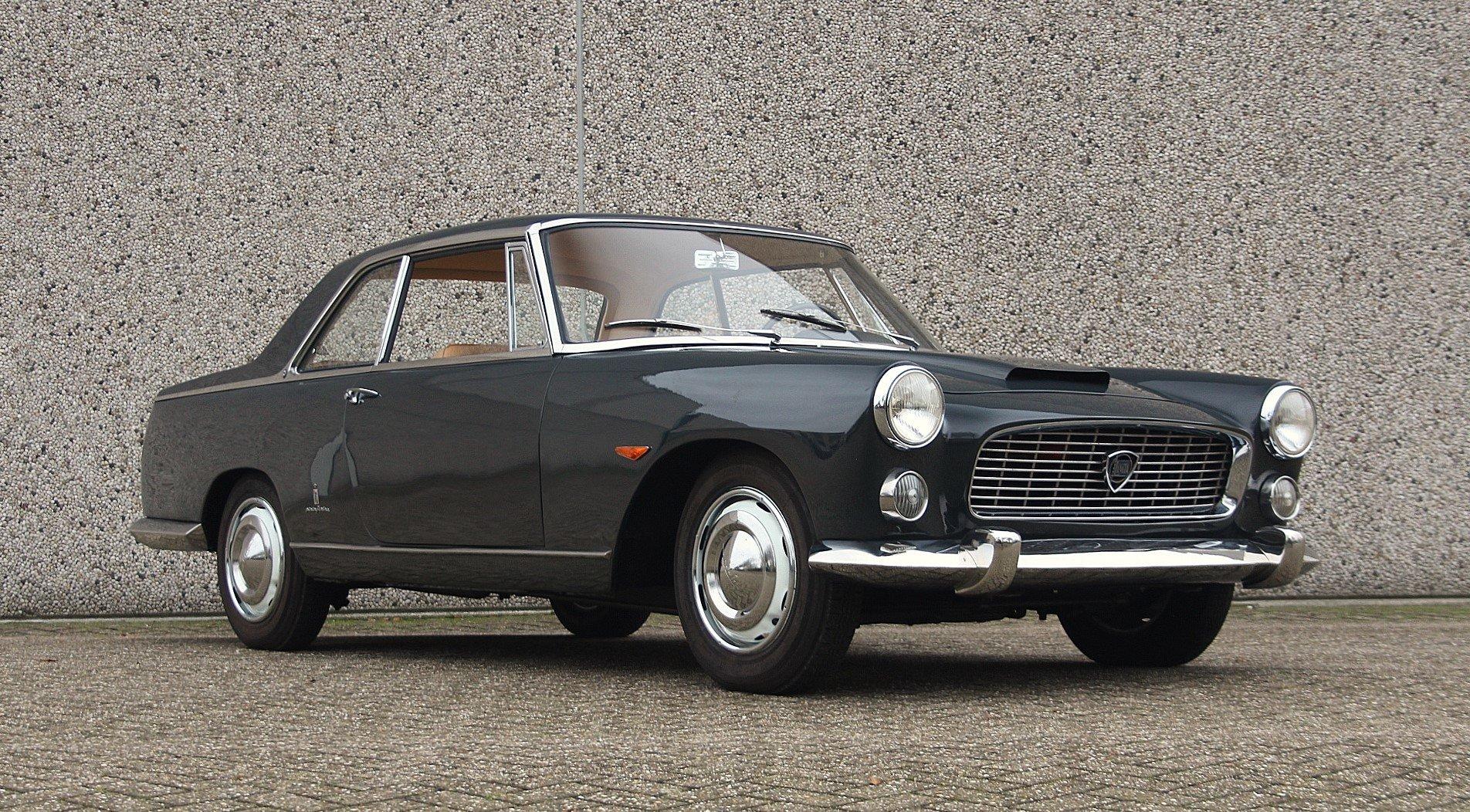 1963 Lancia Flaminia Pininfarina Coupe 2.5 For Sale (picture 1 of 6)