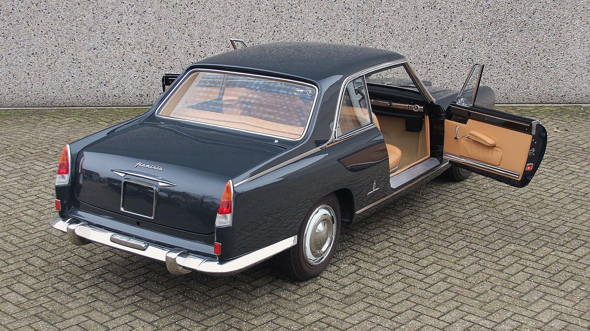 1963 Lancia Flaminia Pininfarina Coupe 2.5 For Sale (picture 4 of 6)