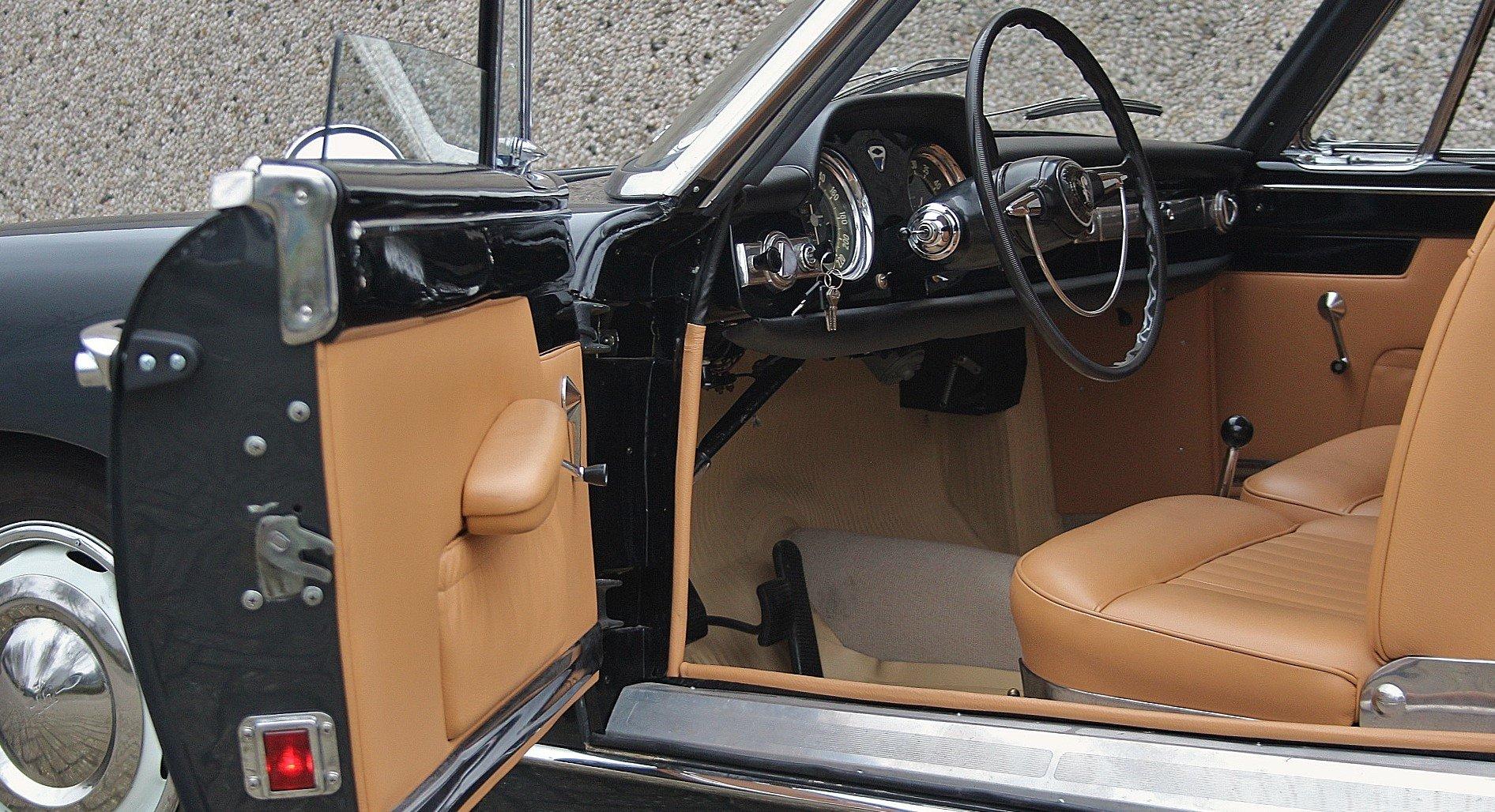 1963 Lancia Flaminia Pininfarina Coupe 2.5 For Sale (picture 5 of 6)