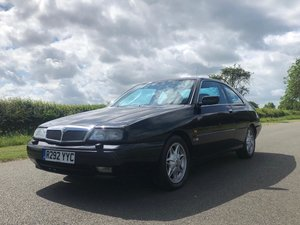 1997 Lancia Kappa Coupe 2.0 Turbo Left Hand Drive.