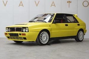 Rally car LANCIA DELTA HF INTEGRALE, 1989