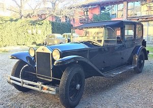 1931 Lancia Lamda IX Coupe Deville