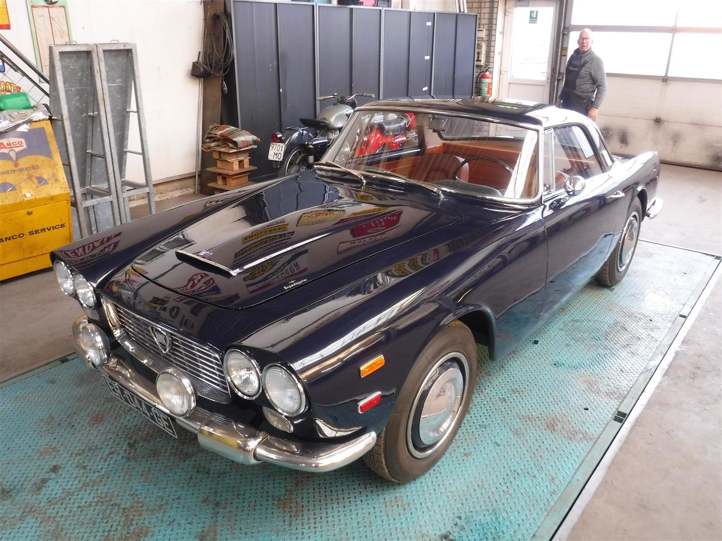 Lancia Flaminia GT 3C 1962 For Sale (picture 1 of 6)