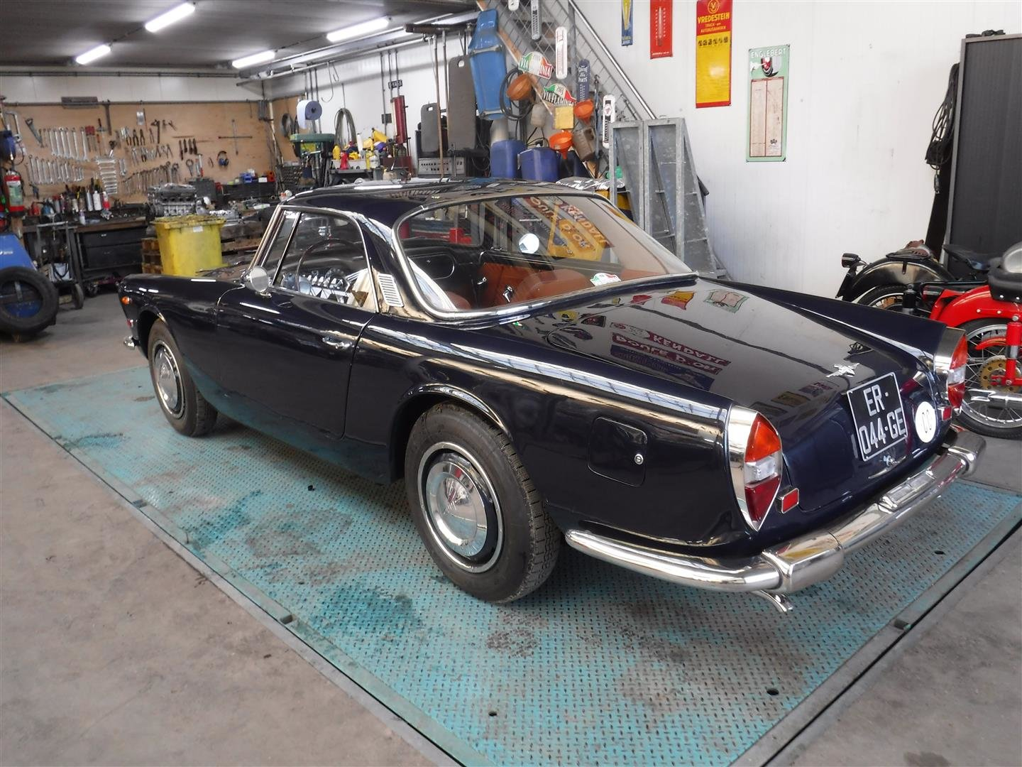 Lancia Flaminia GT 3C 1962 For Sale (picture 5 of 6)