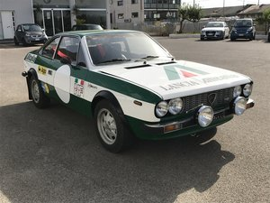1976 Lancia Beta Coupè replica Alitalia