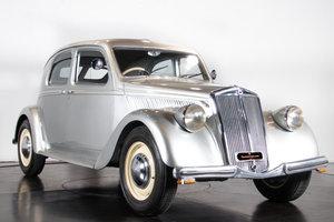 LANCIA APRILIA I° series - 1939