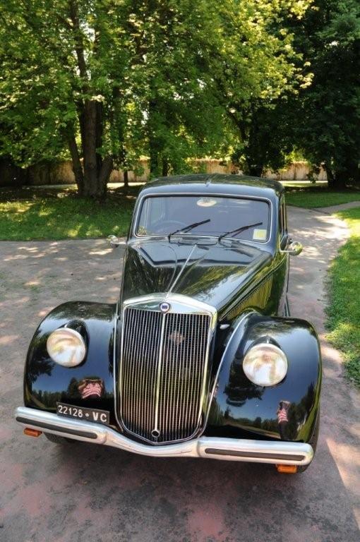 1946 Lancia Aprilia, restored For Sale (picture 1 of 6)