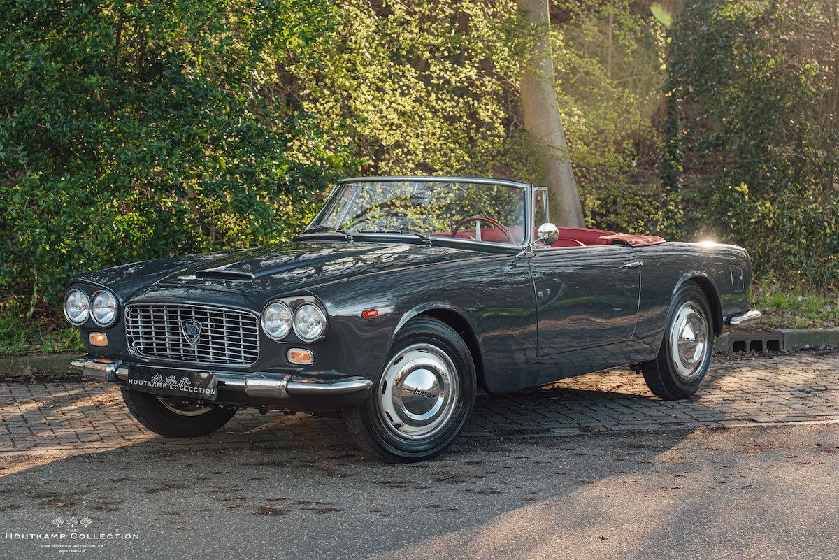 1968 LANCIA FLAMINIA 2.8 3C TRIPLE CARBURETTOR For Sale (picture 1 of 6)