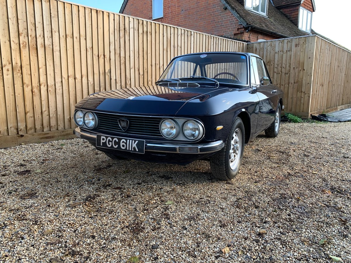 1972 Lancia Fulvia Coupe for sale  For Sale (picture 1 of 6)