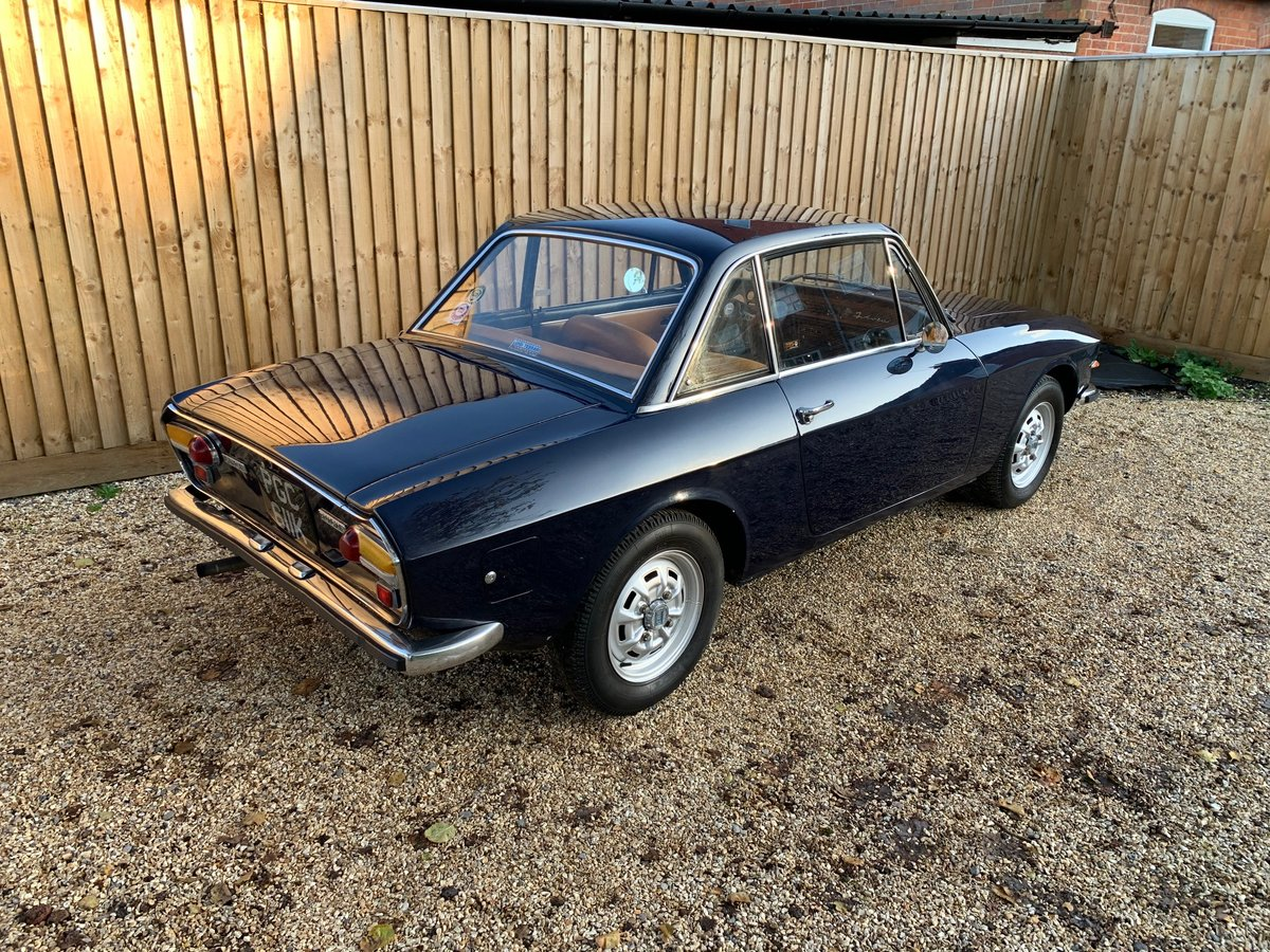 1972 Lancia Fulvia Coupe for sale  For Sale (picture 4 of 6)