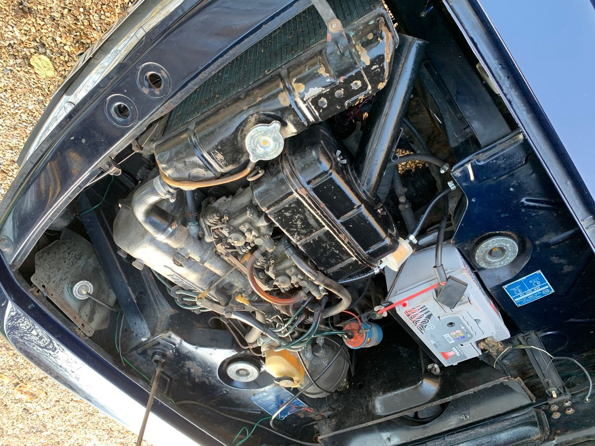 1972 Lancia Fulvia Coupe for sale  For Sale (picture 5 of 6)