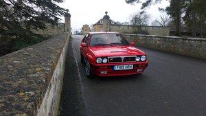 Lancia Delta Integrale 8v HF Turbo