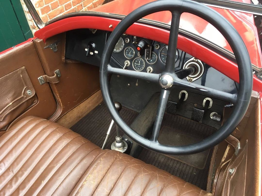 1924 Lancia Lambda Series 3 All Matching Numbers SOLD (picture 5 of 5)