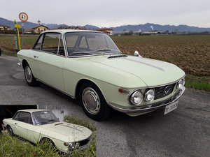 Lancia Fulvia coupe 1.3 Rallye