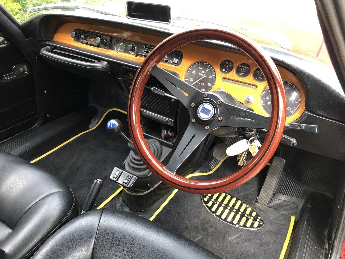 1972 Lancia Fulvia Zagato Sport 1600, RHD For Sale (picture 5 of 6)