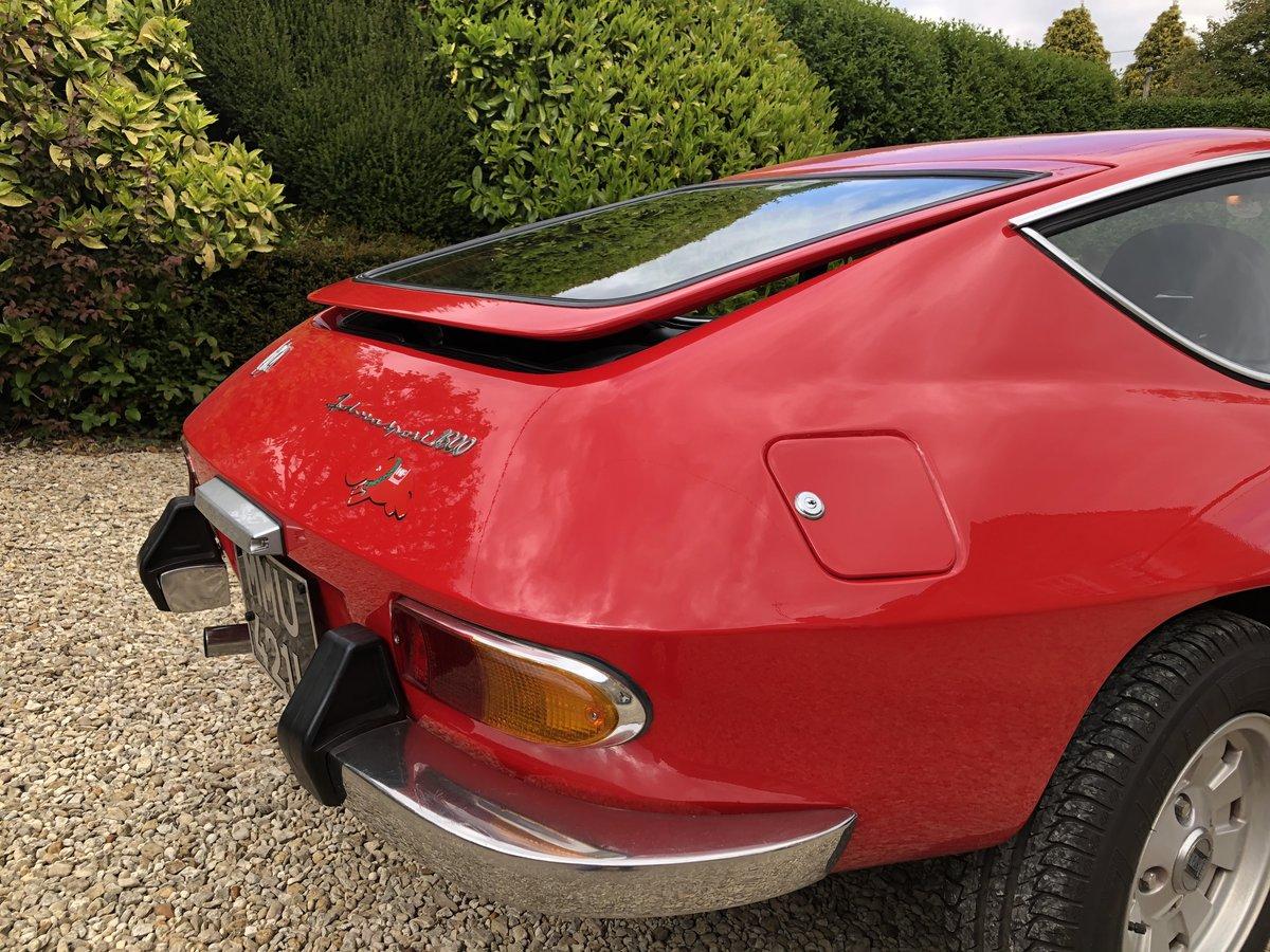 1972 Lancia Fulvia Zagato Sport 1600, RHD For Sale (picture 6 of 6)