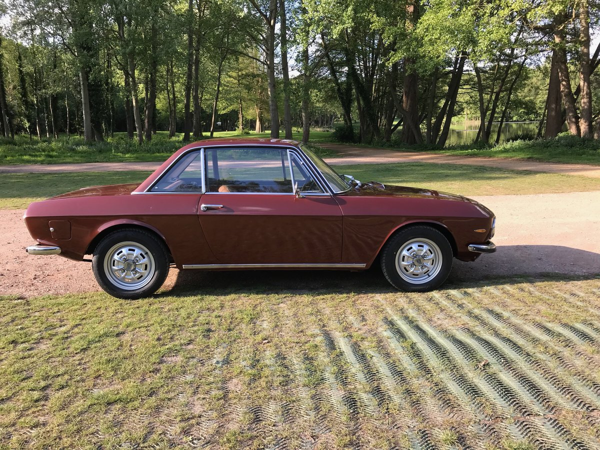 1973 Lancia Fulvia 1.3S Series 2 Right Hand Drive -5 Sp For Sale (picture 3 of 6)