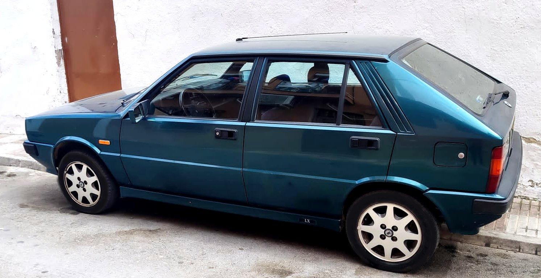 1992 Lancia delta lx  original car- excellent 76k For Sale (picture 1 of 4)
