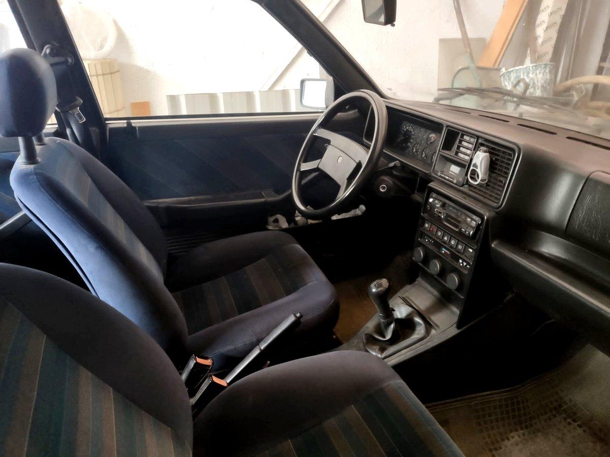 1992 Lancia delta lx  original car- excellent 76k For Sale (picture 3 of 4)