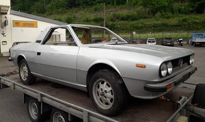 Picture of 1981 Beautifully restored Lancia Beta Spider to finish   SOLD
